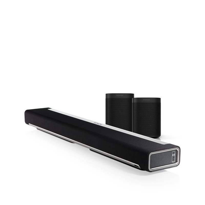 """IL CINEMA A CASA TUA"" / SONOS Play Bar + 2 SONOS One SL"