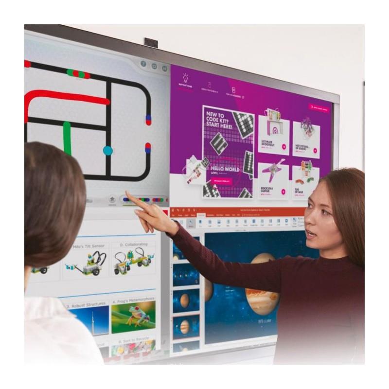 """Monitor interattivo NovoTouch 55"""" + Staffa + Installazione"""