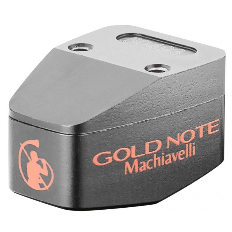 Gold Note Machiavelli Red MKII