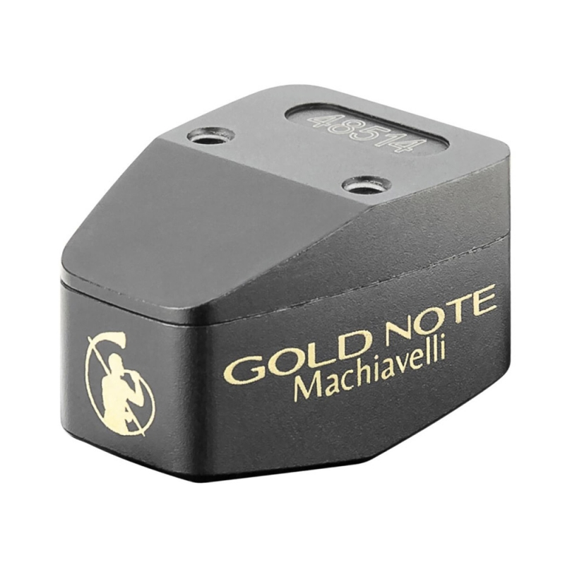 Gold Note Macchiavelli Gold MKII