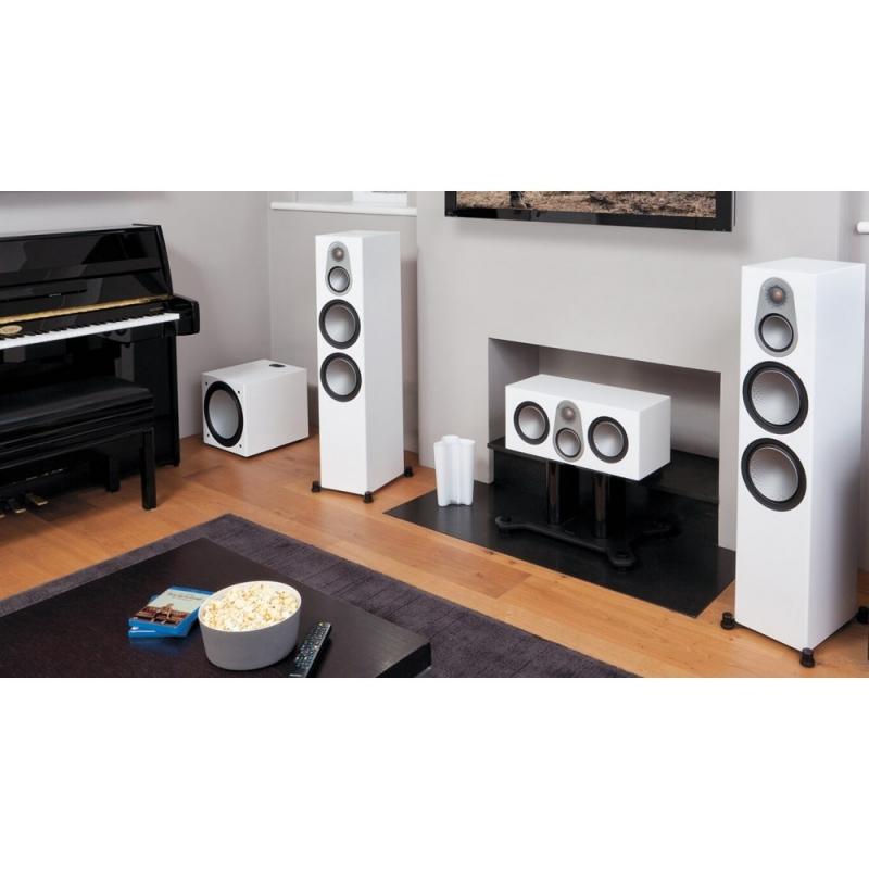 Monitor Audio Silver 500 - White