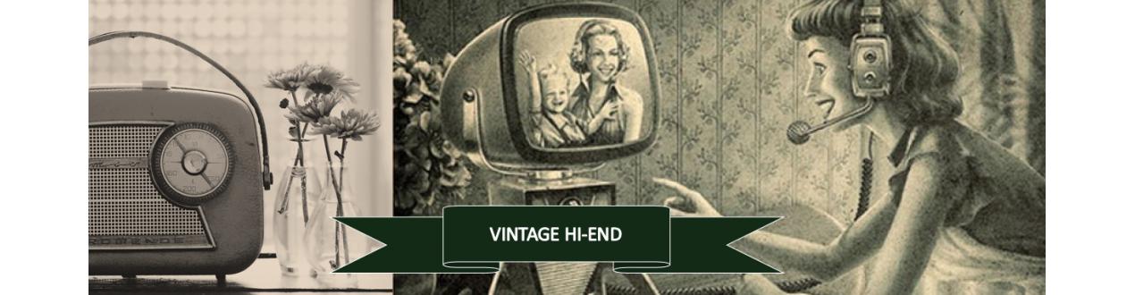 vintage hifi