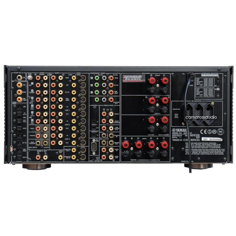 Yamaha DSP-AX1